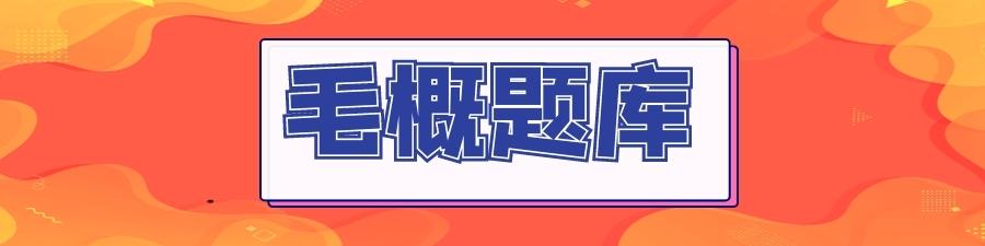 毛概题库site_name缩略图